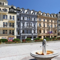 ASTORIA Hotel & Medical Spa****, Karlovy Vary - hotel