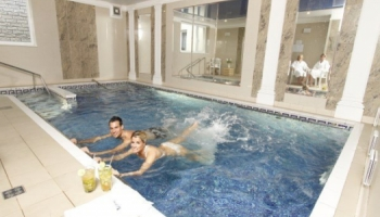 Hotel Lafonte - bazén