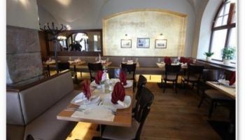 Hotel Zlatá Hvězda restaurace