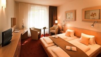 Hotelový pokoj ve Spa hotelu Felicitas