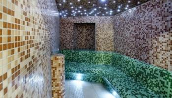 Parní sauna na hotelu Studánka