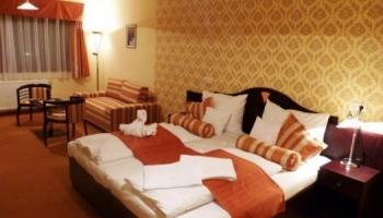 Hotelové pokoje na Studánce