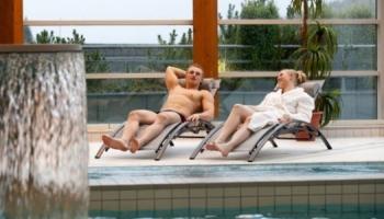 Wellness centrum s bazénem v Janských Lázních