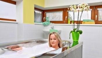 Jodobromové koupele v Lednici