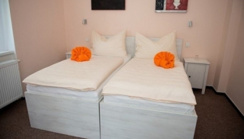 Ubytování v komfortních pokojích