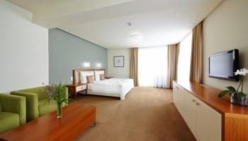 Pokoje v hotelu Radun