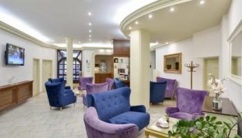 Hotel Continental - interiér