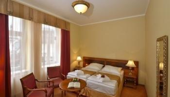 Hotel Continental - ubytování