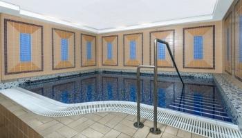 Hotel Continental - bazén