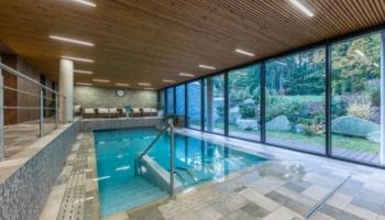 Villa Regenhart - bazén