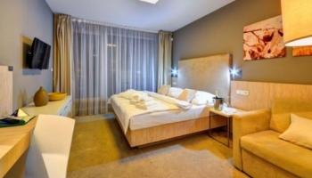 Wellness hotel Pohoda - pokoje