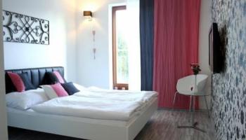 Design hotel Romantick - pokoje