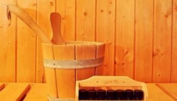 Design hotel Romantick - sauna