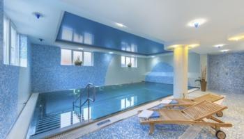 April hotel Panorama - bazén