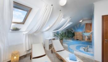 April hotel Panorama - wellness