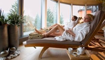 Spa hotel Lanterna - relaxační zóna