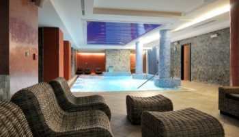Spa hotel Lanterna - wellness