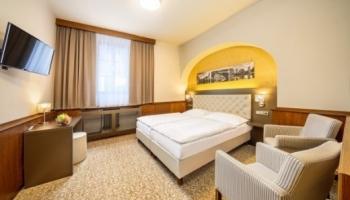 Hotel Zlatá Hvězda v Třeboni