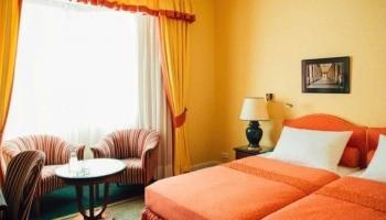 Spa hotel Dvořák v Karlových Varech - ubytování