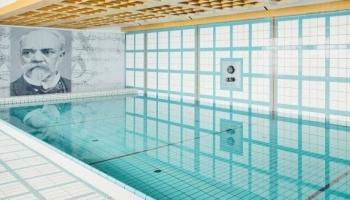 Spa hotel Dvořák v Karlových Varech - bazén