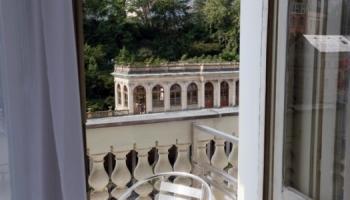 Astoria Hotel & Medical Spa - Nádherný výhled na Mlýnskou kolonádu