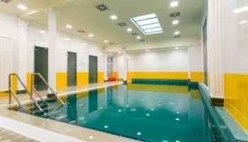 Astoria Hotel & Medical Spa - vnitřní bazén