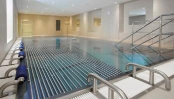 Spa & Kur hotel Harvey - bazén