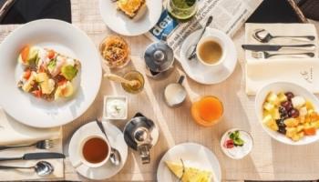 Jak porazit jarní únavu - správné jídlo